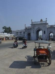 Lucknow gate