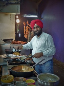 Surjit Singh of Surjit Food Plaza, Amritsar