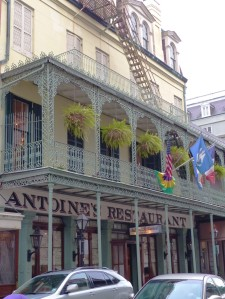 French Quarter - Antoine's