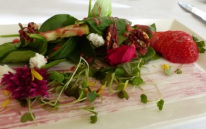 Hotel Eldorada salad