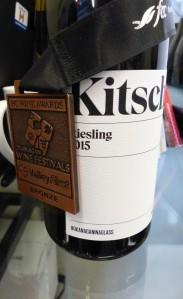 Kitsch 2015 Riesling