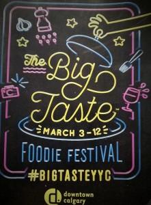 Big Taste 2017