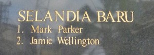 Bali Bombing Memorial - Jamie Wellington
