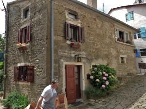 Groznjan village, Istria