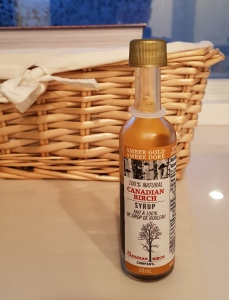 Birch syrup