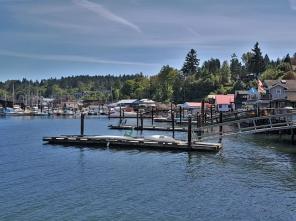 Cowichan Bay Village Waterfront